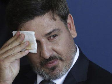 Segovia se explica a Barroso por declarações sobre inquérito de Temer