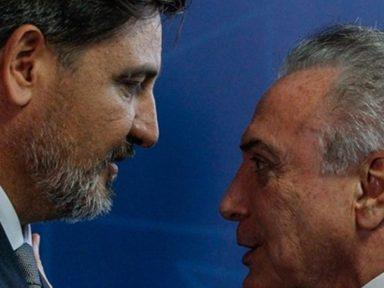 Jungmann demite jagunço de Temer da direção-geral da PF