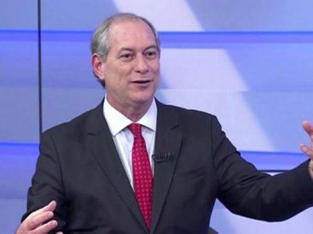 """""""Motivação da intervenção no Rio é mesquinha e politiqueira"""", diz Ciro"""