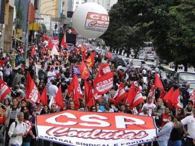 """Conlutas: """"Na luta contra a reforma da Previdência não cabe defesa de Lula"""""""