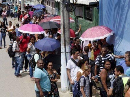 PNAD: 26,4 milhões estão sem emprego