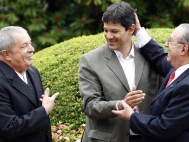 Confusão à vista: Haddad é repreendido no PT por conversar com Ciro