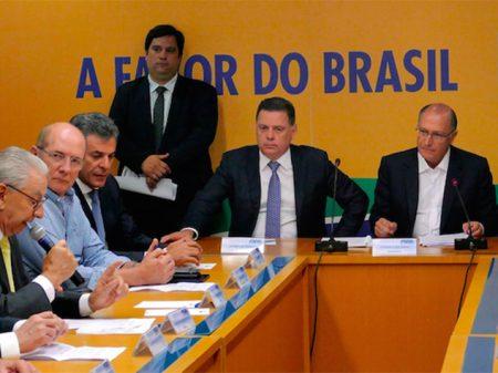 PSDB não punirá quem votar contra reforma