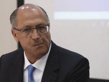 Alckmin é favorável a privatizar toda Petrobrás