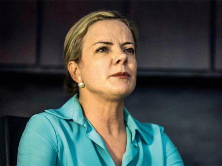 Gleisi pede agora que a Justiça seja rápida em atender o pedido de Lula