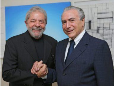 """Lula: """"é bobagem essa de PMDB nunca mais"""""""