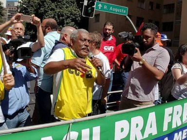 """""""Povo brasileiro venceu"""", diz Bira sobre Previdência"""