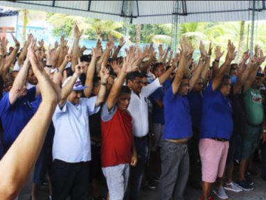 Justiça do Rio  define que fim do imposto sindical é inconstitucional