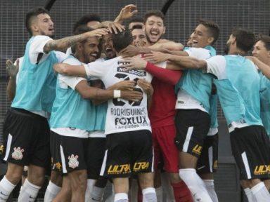 Timão se reabilita em cima de seu arquirrival Palmeiras