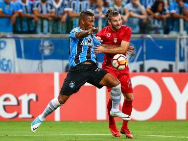 Grêmio bate Independiente-ARG e conquista a Recopa