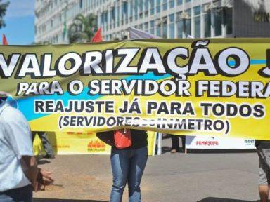 Servidores apresentam pauta de reivindicações ao governo