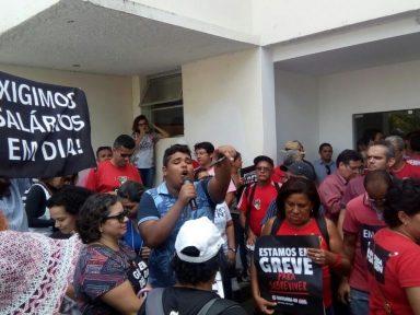 Governo do RN veta próprio projeto que previa abono por 13º salário atrasado