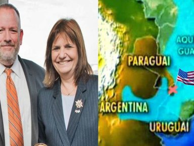 Governo argentino cede a EUA base na Tríplice Fronteira