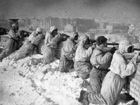 Carta a Stalingrado
