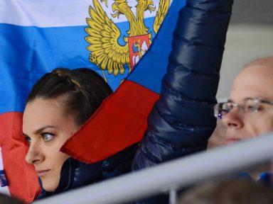 """""""Ninguém vai deter a Rússia"""", afirma a campeã olímpica Isinbayeva"""