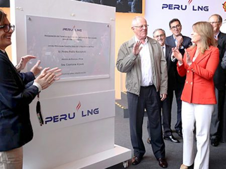 Peru: presidente Kuczynski armou entrega de jazidas de gás à Shell