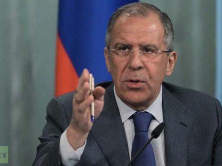 Lavrov: 'Estados Unidos devem se retirar já da região que ocupam na Síria'