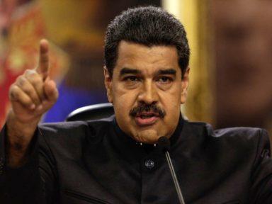 """Maduro diz que irá ao Peru """"chova, troveje ou relampeje"""""""