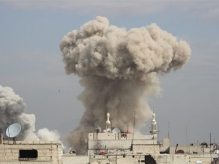 Síria: corredor humanitário em Guta é atacado pela Al Qaeda