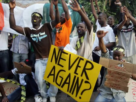Israel inicia a deportação em massa de imigrantes africanos