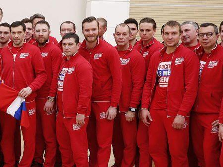Atletas russos processam COI por discriminação