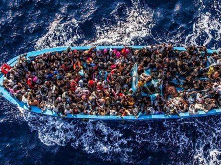 390 imigrantes mortos no Mediterâneo no começo de ano