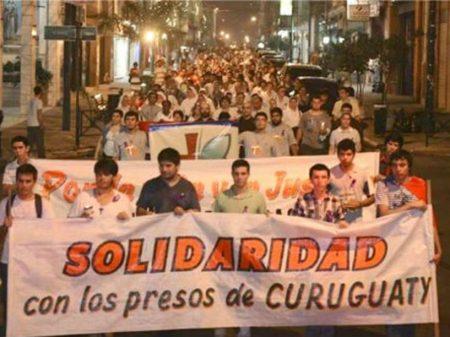 Presos de Curuguaty recorrem à Suprema Corte do Paraguai por justiça