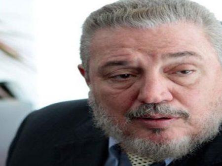 Faleceu em Havana o filho mais velho de Fidel