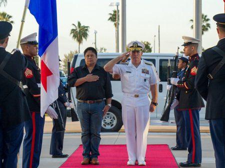 Panamenhos rechaçam a presença militar dos EUA
