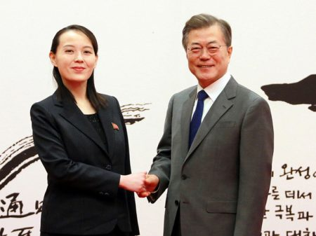Coreia Popular ganha ouro da diplomacia em PyeongChang