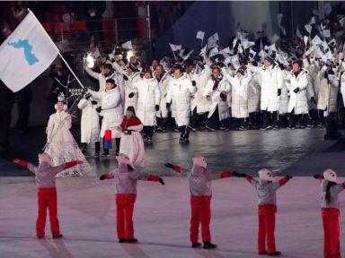 Está aberta  a Olimpíada da reconciliação coreana
