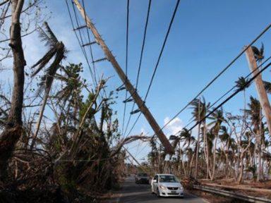 Porto Rico: 5 meses após furacão, 250 mil continuam sem luz