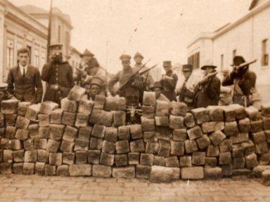 Revolução de 1924 – 1   SÃO PAULO CIDADE ABERTA