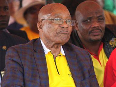 Zuma cada vez mais isolado no CNA