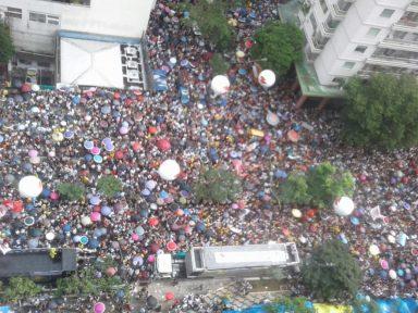 Vitória: Servidores derrotam reforma da Previdência de Doria