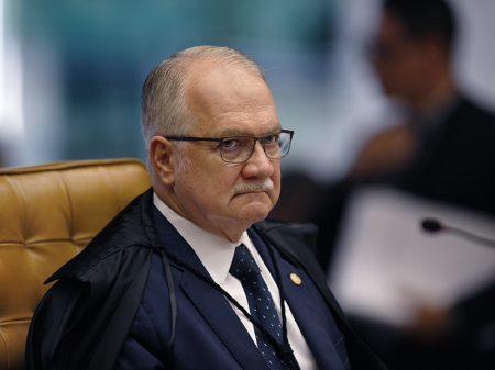 Fachin rejeita outra manobra da defesa de Lula