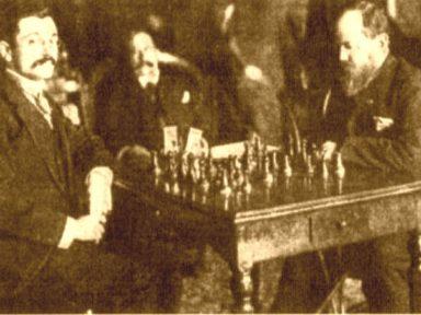 Misérias e glórias do xadrez (parte 1)