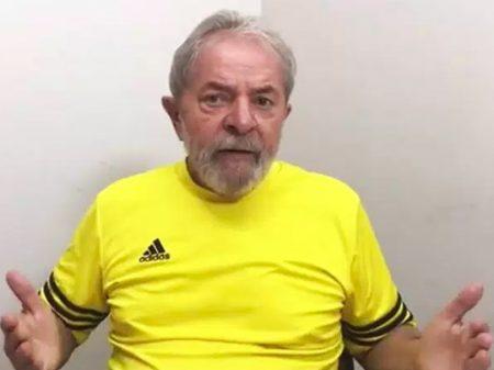 Condenado por roubar o país, Lula quer tirar  onda de preso político