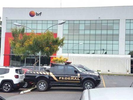 Executivos são proibidos de voltar àBRF