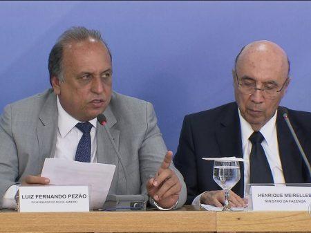 MP-RJ pede cassação de Pezão por improbidade