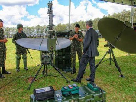 Governo cortou verba do monitoramento de fronteiras