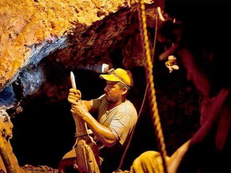 Governo da Venezuela entrega 45% de sua reserva de ouro a transnacional canadense