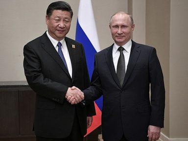 """Rússia e China registram que nível das relações é """"o mais alto da história"""""""