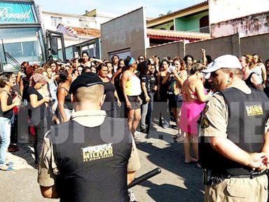 Mulheres invadem sede da Nestlé em Minas Gerais e denunciam os crimes da multinacional suíça