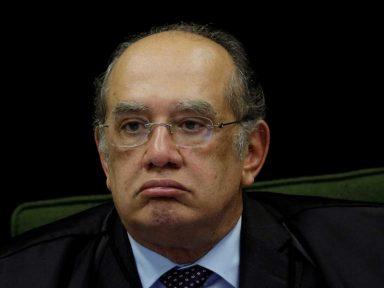 "Elegância e serenidade: Gilmar Mendes manda editor da Folha ""enfiar pergunta na bunda"""