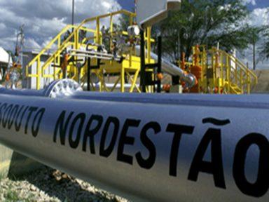 Governo vai entregar rede de gasodutos do Nordeste para empresas estrangeiras