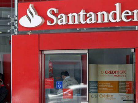 Juros do Santander no Brasil é 20 vezes maior