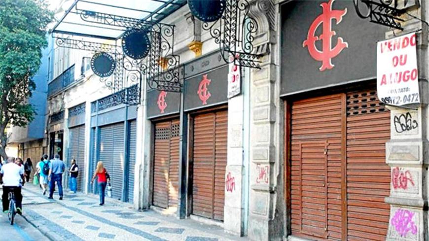 Rio  mais de 21 mil lojas fecham as portas em 2017 – Hora do Povo a5949ac208
