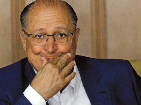 """Alckmin é oficializado e diz que vai fazer """"reforma da Previdência no primeiro ano de mandato"""""""