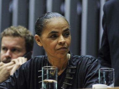 """Marina Silva: prisão após 2ª instância tem que """"ser aplicada a todos"""""""